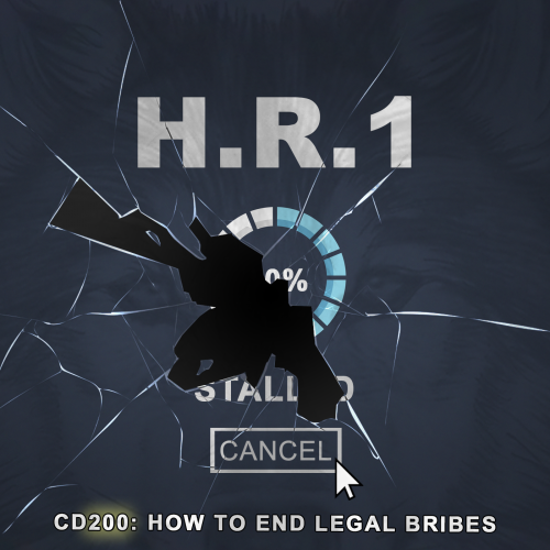 CD200: How to End Legal Bribes