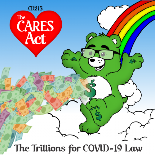 CD213: CARES Act – The Trillions for COVID-19 Law